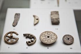 Manciano museo spilloni e ossa