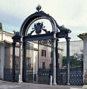 Follonica cancello magonale