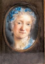 Autoritratto Rosalba Carriera