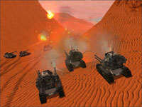 GC1 Screen Tanks