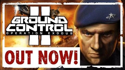Ground Control II Operation Exodus - Official Steam Launch Trailer