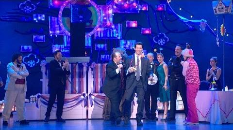"""See The Cast Of Groundhog Day The Musical Perform """"Seeing You"""" At The 71st Annual Tony Awards"""