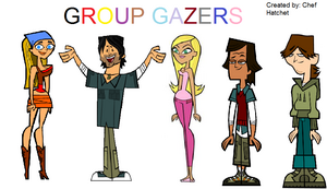 Group gazer photo
