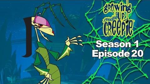 Growing Up Creepie - S1 Ep 20 - Rockabye Freakie Creep of the Deep