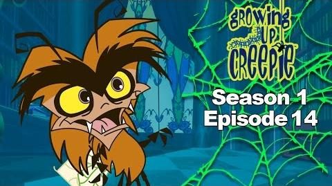 Growing Up Creepie - S1 Ep 14 - Miami Lice Scorpophobia