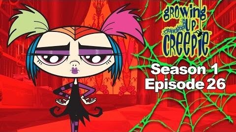 Growing Up Creepie - S1 Ep 26 - Children of the Pumpkin Patch Night of a Thousand Legs