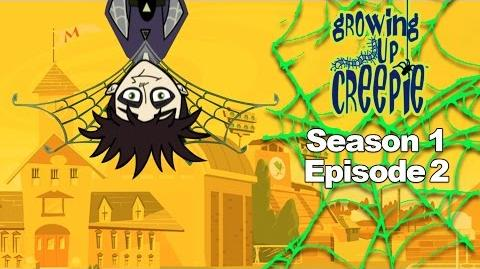 Growing Up Creepie - S1 Ep 2 - The Scared Twitch Project Frogenstein