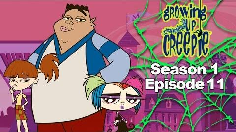 Growing Up Creepie - S1 Ep 11 - Bait & Switch Shutterbug