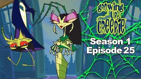 Growing Up Creepie - S1 Ep 25 - Wanna Bee The Haunting of Tiki Lagoon