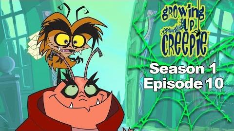Growing Up Creepie - S1 Ep 10 - Creepie's Living Doll Operation Monarch Freedom