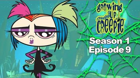 Growing Up Creepie - S1 Ep 9 - Headless Roach Man Invasion of the Locusts