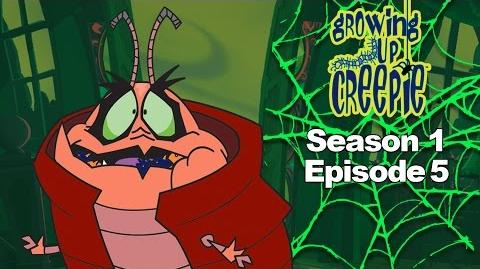 Growing Up Creepie - S1 Ep 5 - Attack of the Wasp Zombies Legend of the Locker