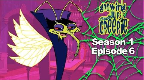 Growing Up Creepie - S1 Ep 6 - Roaché Motel Little Greenhouse of Horrors