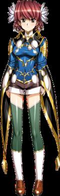 Growlanser IV Cynthia