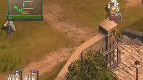 Growlanser II Gameplay Video
