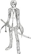 GIV Crevanille Rough Sketch