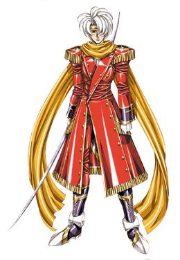 Growlanser IV Alphonse