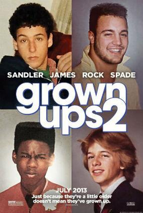 Grown Ups 2 Poster-1-
