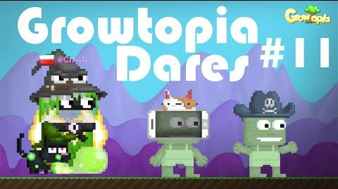 Growtopia GT Dares™ Ep. 11 ft. Three Mods pcats