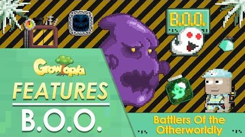 Growtopia Features - B.O.O
