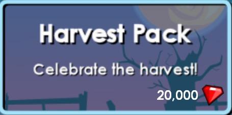 Harvestpackbutton