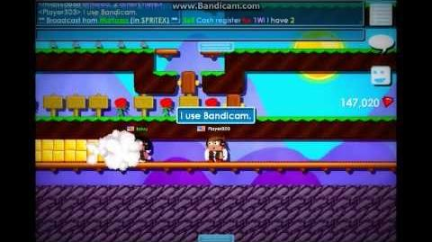 Player3D3 On Growtopia Season One, Episode One