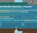 Weather Machine - Pagoda