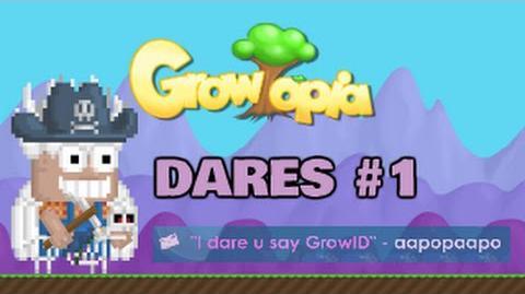 Growtopia Dares 1