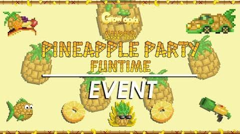 Super Pineapple Party Funtime