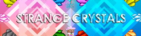 Strange Crystals