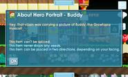 Hero Portrait - Buddy