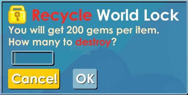 Recycle Tool | Growtopia Wiki | FANDOM powered by Wikia