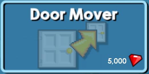 Door Mover Growtopia Wiki Fandom Powered By Wikia