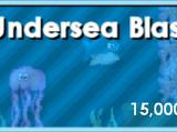 Undersea Blast