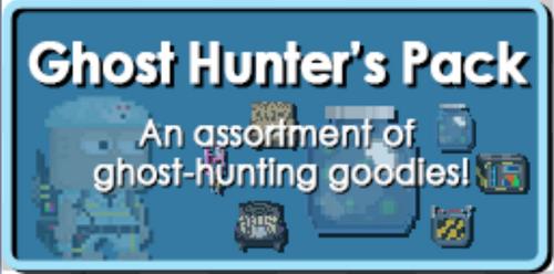 Ghost hunter pack