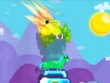 Cosmic Sky Horse