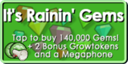 It's Rainin' Gems