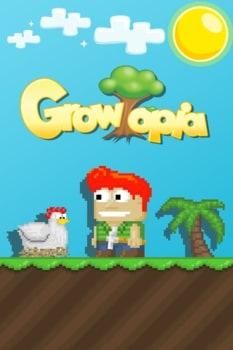 Growtopia afişi