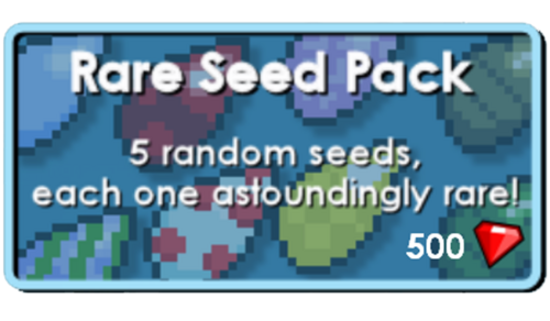 Rare Seed Pack
