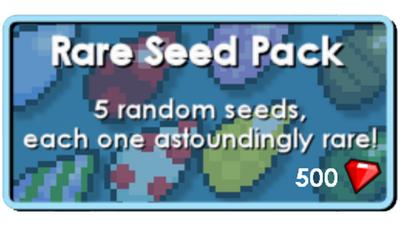 Rare Seed Pack Growtopia Wiki Fandom