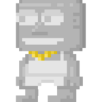 Gold Choker Player