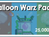 Balloon Warz Pack