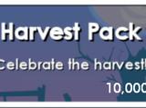 Harvest Pack
