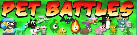 Pet Battles