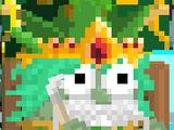 Pineapple Coronet
