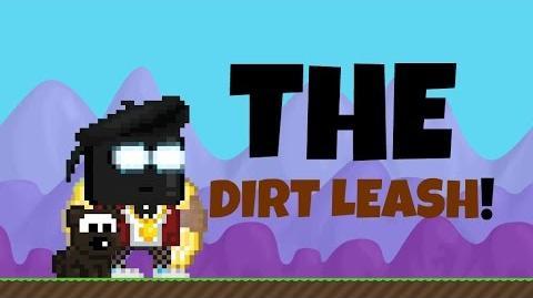 GrowTopia - Dirt Leash!