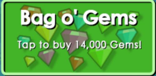 Bag Gems