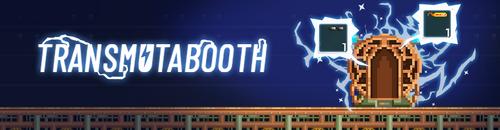 GROW Transmutabooth solo Banner