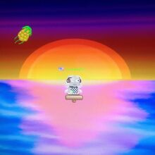 Growtopia Sunset