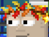 Dried Leaf Crown